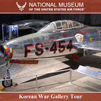 Korean War Tour - National Museum of the USAF show