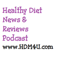 Healthy Diet News and Reviews show
