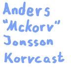 Korvcast show