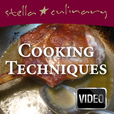 Cooking Techniques show