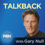 Talk Back with Gary Null show