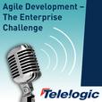 Agile Development: The Enterprise Challenge show