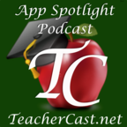 The TeacherCast App Spotlight show