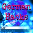 German Hacks – Fair Languages show