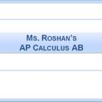 AP Calculus AB show