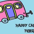 Happy Camper Fibers show