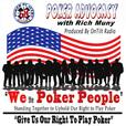 Poker Advocacy show