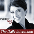 Prolific Living Media: The Daily Interaction show