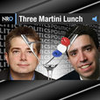 3 Martini Lunch show