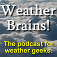 WeatherBrains show