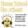 HSLDA Home School Heartbeat show
