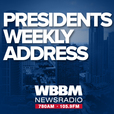 President's Weekly Address show