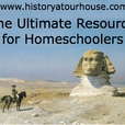 History At Our House: Ancient History show