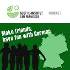 Goethe-Institut USA | K-12 | Make friends, have fun with German-Podcast show