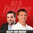 Brian Baldinger & Jon Marks - 97.5 The Fanatic show