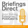 BriefingsDirect Podcasts show