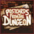 Postcards from the Dungeon show