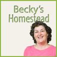 Becky's Homestead show