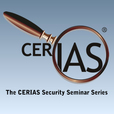 CERIAS Security Seminar Podcast show