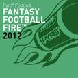 Fantasy Football Fire - Pyro® Podcast - 2014 Season show