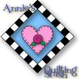 Annie Smith: Quilting Stash show