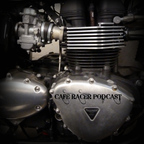 The Cafe Racer Motorcycle Podcast show