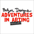 Podcast – Adventures in Arting Podcast show