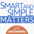 Smart and Simple Matters Podcast: Simplify, Organize, and Be Money Wise show