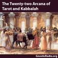 Twenty-two Arcana of Tarot and Kabbalah show