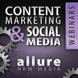 Content Marketing & Social Media Webinars - Allure New Media show