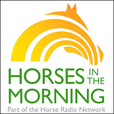 Horses in the Morning show