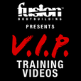 Fusion Bodybuilding V.I.P. Training Videos show