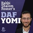Daf Yomi Shiur by Rabbi Shalom Rosner show