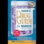 Davis's Drug Guide for Nurses, 13th Edition show