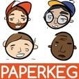 Paperkeg | Comics and Friendship show