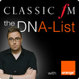 The DNA-List with Orange show