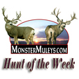 MonsterMuleys.com - Hunt of the Week Podcasts show