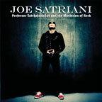 "Joe Satriani ""Professor Satchafunkilus and the Musterion of Rock"" Podcast (Video) show"