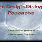 Mr. Craig's Biology Podcasts show