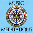 Music Meditations:  Sound Healing Bites w/East Forest show