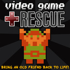 Video Game Rescue show