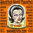 Haunted Shack Theater show