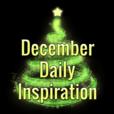 December Daily Inspiration Podcast show