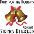 Music for the Holidays from Strings Attached show