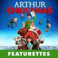 Arthur Christmas - Featurettes show
