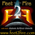 Feet to the Fire Radio Show show