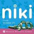 Missouri Botanical Garden - Niki 2008 show