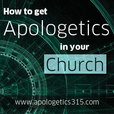 How to Get Apologetics in Your Church show
