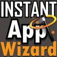 Instant App wizard Webinar show