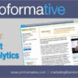 Proformative B2B demand generation Case Study Host Analytics show